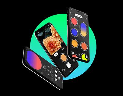 Chips: Color Palette App for Designers