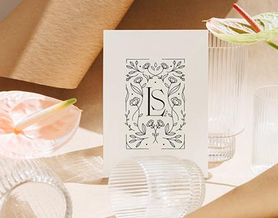 Lovestory & Co - Wedding Planning Branding