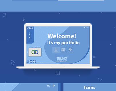 Web design: Portfolio