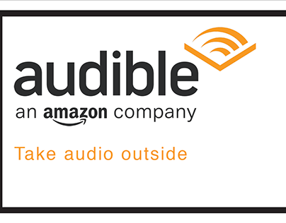 Audible - Let Audible help with that