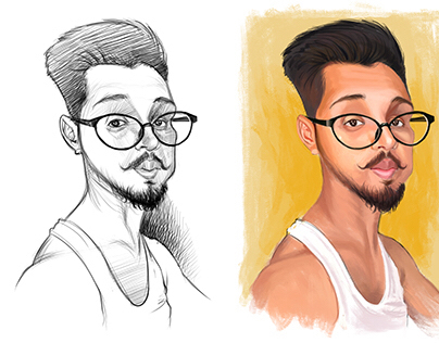Illustrations - Sketches