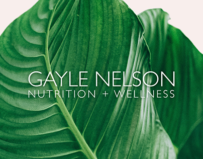 Gayle Nelson Nutrition & Wellness