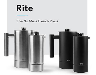 Rite - French Press