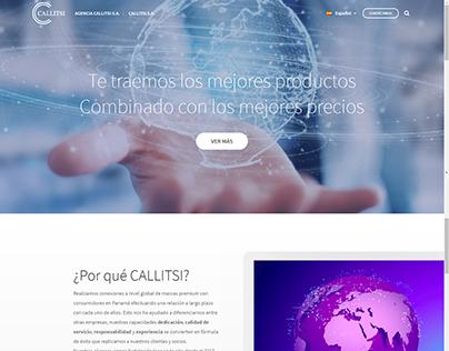 Sitio Web Callitsi