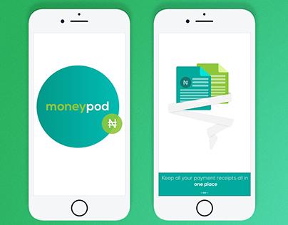 Daily UI Challenge 12: App Screens