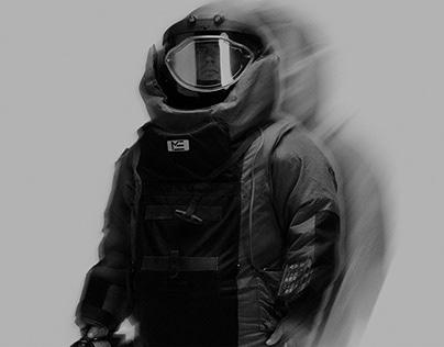 USA Navy special teams portraits