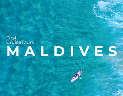 Maldives - First Cruise Tour
