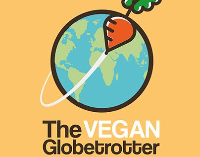 The Vegan Globetrotter (Logotipo)
