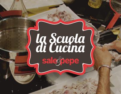 La Scuola di Cucina Sale&Pepe // e-commerce