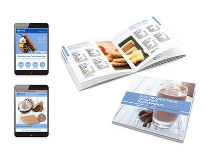 Graphic Design & Digital Promotion
