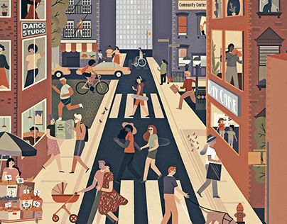 Cover for The New York Coummunity Trust