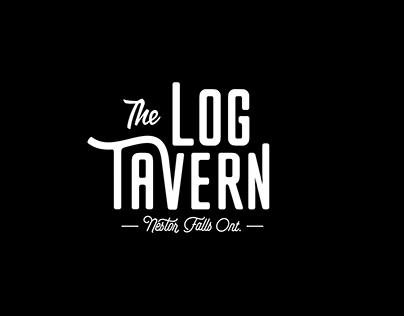 Log Tavern Logo