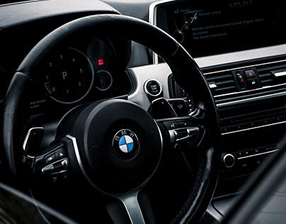 BMW 640d M-Power