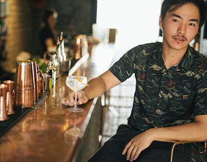 Dion Ochner camisa Tsunami
