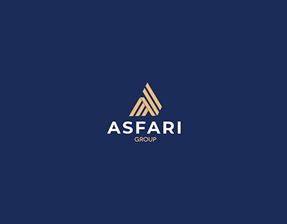 Asfari Group visual identity