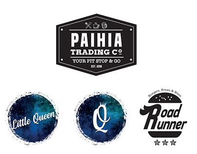 Paihia Trading Co. Branding & Signage
