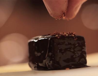 Belgian handcraft chocolat factory commercial