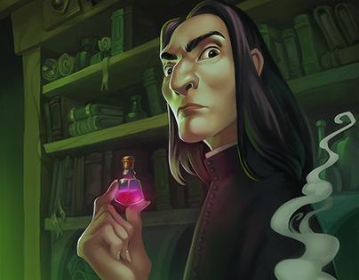Severus Snape (2019)