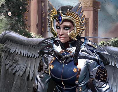 Angel Guerrero 2D y 3D