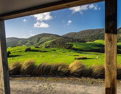 Landscapes of New-Zealand: part 3