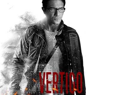 Vertigo Movie Fan Made Poster