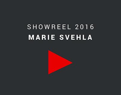 MOTION GRAPHIC DESIGN: Showreel 2016