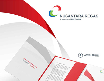 Nusantara Regas - Branding 2019