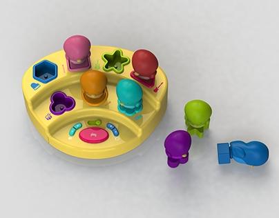 pa-sa-ro musical toy