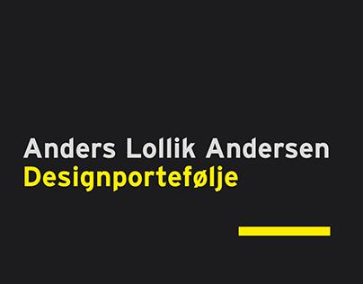 Bacheloroppgave | Designportefølje | Anders Lollik