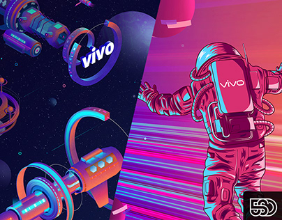 vivo 2019社会/校园招聘主视觉设计 | Social & Campus Recruitment KV