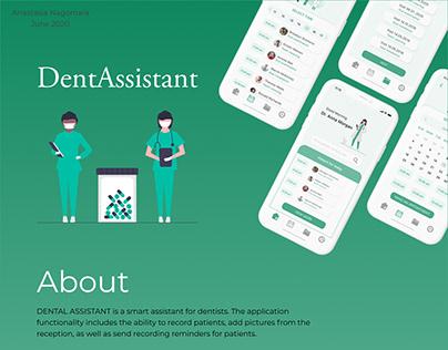 DentAssistant | IOS App