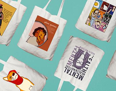 SEALNet PP20: Tote Bags