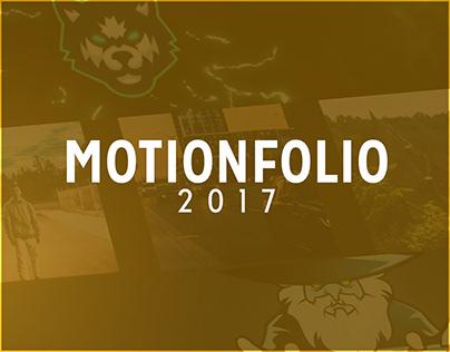 Motionfolio 2017