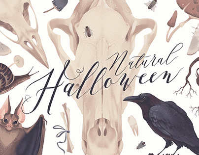 Natural Halloween