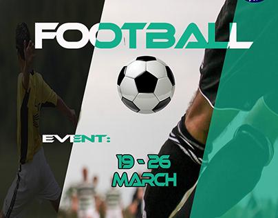 Poster Design (Sports Gala)
