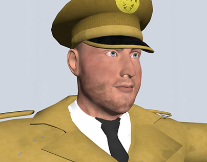 1947's Army character
