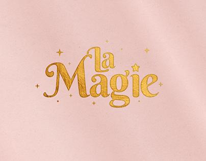 LaMagie | Identidade Visual | Festas Luxo