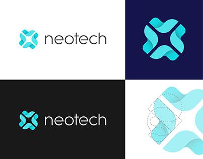 neotech Logo Design
