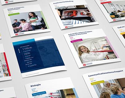 Antwerp University - Brochures & Flyers