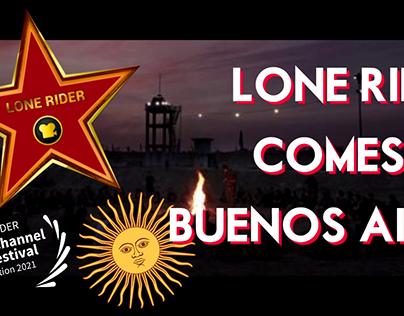 LoneRider TeaserTrailer DEL OESTE