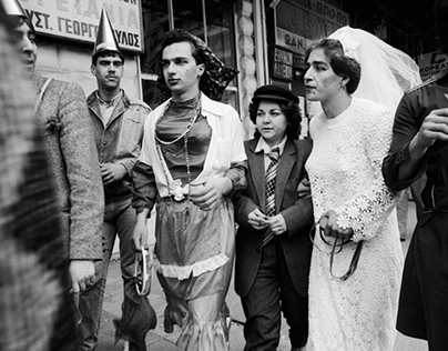 Carnival in Athens ('80-'90)