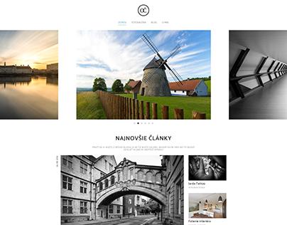 Ondrej Cepko photographer - website