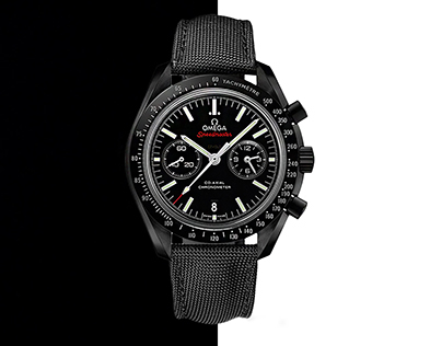 Omega Watch l poster