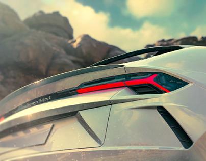 Lamborghini Urus meets Unreal Engine 5