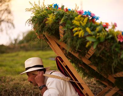 Campaña NESCAFÉ® Colombia - Feria de Flores 2016
