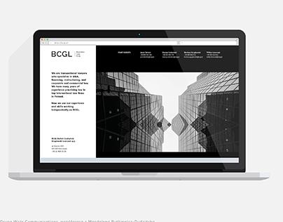 BCGL | identyfikacja wizualna