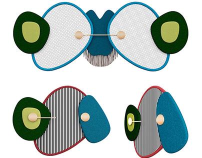 Acoustic Pannels Borboleta
