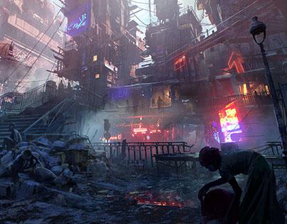 Remember Me | Paris 2084 Slum