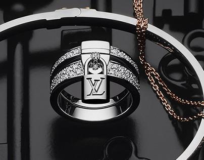 Louis Vuitton - Lock It