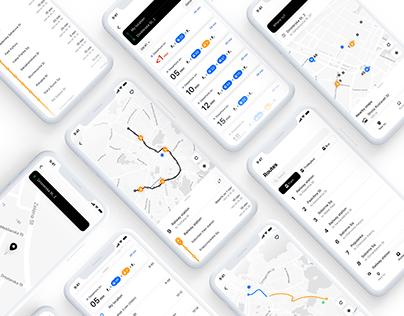 Easyway UI/UX Redesign